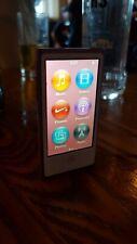 Apple Ipod Nano 7th Generation 16GB Pink Great Condition No Box A1446