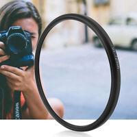 72mm Universal UV Ultra-Violet Camera Lens Filter Protector For Nikon Canon Sony