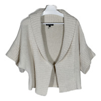 Express Womens Cardigan Sweater Open Front Bell Sleeve Top Ladies Size Medium