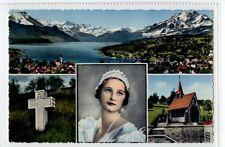 (Sb313-100)  Kussnacht Am Rigi Schweiz,c1900 ,unused,Vg