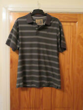 North Coast mens collared t shirt Marks and Spencers Medium Grey Mix Colour