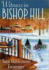 Witness in Bishop Hill: A Joan Spencer Mystery-ExLibrary