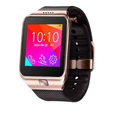 Gold Swap (Smart Watch And Phone) Gsm + Bluetooth Interconvertible SmartWatch