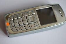 Nokia 3120 - Iron blue (Unlocked) (Unlocked)  senior basic button Mobile