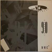 DMC MIXES 2 FEBRUARY 90 LP 1990 DJ PROMO NEAR MINT PRO CLEANED