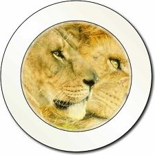 Lions in Love Car/Van Permit Holder/Tax Disc Gift, AT-7T