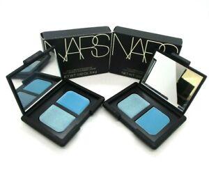 Lot / 2 Nars Duo Cream EyeShadow ~ Burn It Blue ~ 0.12 oz ( Each ) ~ BNIB