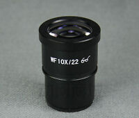 WF10X /22 10x Measuring Microscope Eyepiece Reticle Graticule Scale 30mm