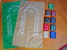 LOT of 20 Portable Prayer Rug Rugs Mat Muslim Islamic Ramadan Eid Gift