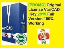 [PROMO] Original License VariCAD 2019 Full Pro  Active License