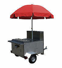 Food Trucks, Trailers & Carts