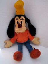 Goofy California Stuffed Toys Plush Doll Disneyland Walt Disney Characters Vtg