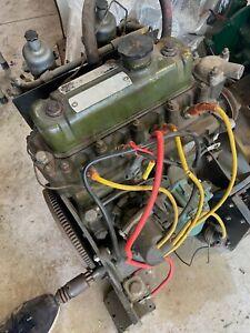 Morris Minor 1098 engine