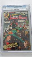 Superman's Pal: Jimmy Olsen (1954) #134. CGC 7.0. DC
