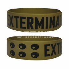 Doctor Who - Exterminate Wristband - New