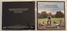 George Harrison 'All Things Must Pass' Sampler USA 2001 Promo-Only 8-Track CD