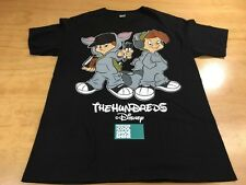 The Hundreds x Disney Lost Boys The Twins Short Sleeve Tee Shirt Black Size L