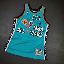 100% Authentic Michael Jordan Mitchell Ness 1996 All Star Jersey Size 40 M Mens