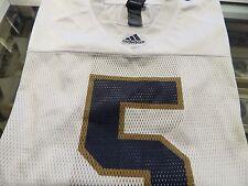 NCAA Notre Dame Fighting Irish Adidas Football Jersey, Medium