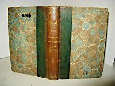 """JEAN RICHEPIN La CHANSON DES GUEUX 1896 RELIURE SIGNEE """"MERIOT"""" ARGOT MOEURS"""