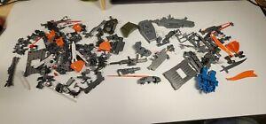 Assortment of random gundam parts (Gunpla/Plamo