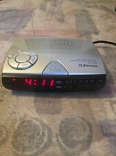 Emerson Ck5028 Am/Fm Digital Led Clock Radio Snooze Battery Backup Fast Ship