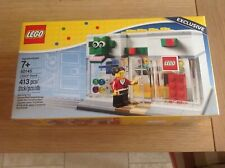 LEGO EXCLUSIVE 40145 LEGO STORE SET NEW SEALED BNIB MISB Hard To Find