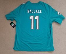 fac7fe105 🔥🔥NEW Miami Dolphins Mike Wallace NFL Football Jersey Men s Sz. XL