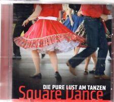 Die Pure Lust am Tanzen - Square Dance - Varrious - 2 CD - Neu / OVP