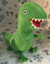 Mr. Dinosaur (Peppa Pig) TY beanie soft plush toy teddy