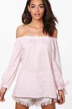 Camicia da donna rosa taglia 42