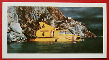 Barratt THUNDERBIRDS 2nd Series Card #26 - Thunderbird 4 Stands By