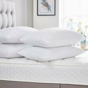Pillow x 4 pack Dream Sleep- Four Pack Polycoton Pillows  - Extra Comfortable