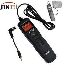Time Lapse Intervalometer Remote Shutter Release Switch For NIKON D800 D300 D200