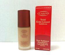 Clarins True Radiance Foundation  30ml  12 Caramel New