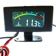 DC12V 24V 36V Digital Thermometer LED Water Temp Gauge Tank Car Motor -10~100C