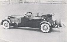 """Natural Bridge VA * Pettit Car Museum ca. 1950 * 1940 Duesenberg """"Straight 8"""""""