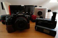Sony Alpha 7R II Spiegellose Digitalkamera