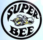 Dodge SUPER BEE Vinyl Decal Sticker 6029  for sale