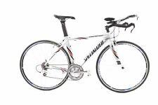 USED 2009 Specialized Transition E5 Comp 54cm Medium TT Triathlon Bike
