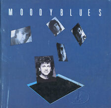 Moody Blues 1986 Other Side Life Tour Concert Program Programme