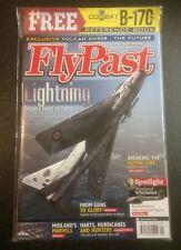 NEW Sealed FlyPast Magazine May 2017 Lightning + Combat Machines B-17G Booklet