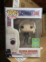 Funko Pop! Olivia Moore iZombie 2016 Summer Convention Protector Vaulted NEW