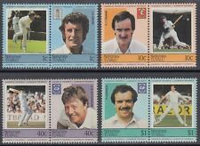 Tuvalu-Nanumea 1984 ** Mi.13/20 Kricket Cricket Sport Sports [sq7794]