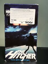 The Hitcher (VHS, 1990) HBO video, Scotch Cassette Superb A/V And Tested