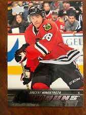 2015-16 UD Hockey Series 2 Young Guns #471 Vincent Hinostroza Pack Fresh