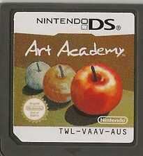 NINTENDO DS ART ACADEMY GAME CARTRIDGE ONLY