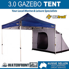 OZtrail Gazebo Portico 3x3m Seam Heavy Duty Marquee Model