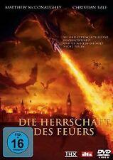 Die Herrschaft des Feuers von Rob Bowman | DVD | Zustand sehr gut
