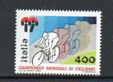 ITALY MNH 1985 SG1890 WORLD CYCLING CHAMPIONSHIP